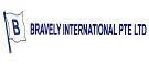 Bravely International Pte Ltd Logo