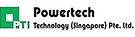 Powertech Technology (Singapore) Pte. Ltd. Logo