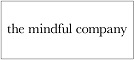 The Mindful Company Logo