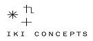 Iki Concepts Logo