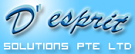 D'Esprit Solutions Pte Ltd Logo