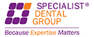 Specialist Dental Group® Logo