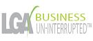 LGA Telecom Pte Ltd Logo