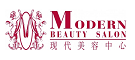 Modern Beauty Salon Logo