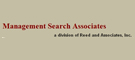 Management Search Associates (MSA)