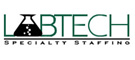 Labtech Specialty Staffing logo