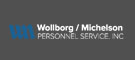 Wollborg/Michelson Personnel - Bay Area logo