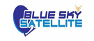 Blue Sky Satellite logo