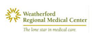 Weatherford Regional Medical Center logo