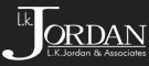 L.K. Jordan & Associates logo