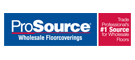 PROSOURCE WHOLESALE FLOORCOVERINGS logo