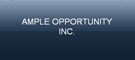 Ample Opportunity International, Inc.