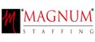 Magnum Staffing logo
