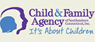 Child and Family Agency logo
