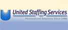 United Staffing Services CP 7/2015 logo