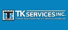 TK Services Inc. logo