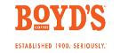 Boyd Coffee Company logo