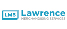 Lawrence Merchandising Services logo