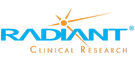 Radiant Research logo