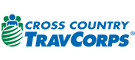 Cross Country TravCorps logo