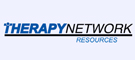 Therapy Network Resources