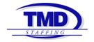 TMD Staffing logo