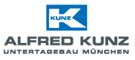 Alfred Kunz Untertagebau München