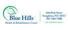 Blue Hills Health & Rehabilitation Center