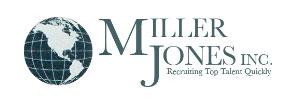 Miller Jones logo