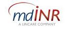 mdINR logo