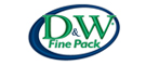 D&W Fine Pack logo
