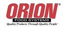 Orion Food Systems, LLC logo