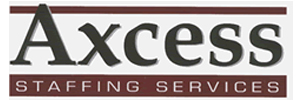 Axcess Staffing Services logo