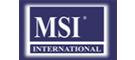 MSI International logo