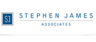 Stephen James logo