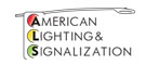 American Lighting and Signalization, Inc. logo