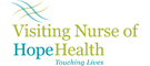 Visiting Nurse of HopeHealth logo