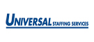 Universal Staffing Services logo