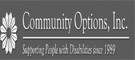 Community Options, Inc. logo