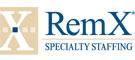 RemX Specialty Staffing logo