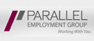 Parallel Employment Group logo
