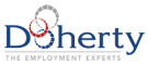 Doherty | The Employment Experts (Top Talent) logo