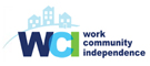 WCI - Work, Community, Independence logo