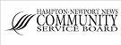 The Hampton-Newport News Community Services Board logo