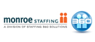 Monroe Staffing Services logo